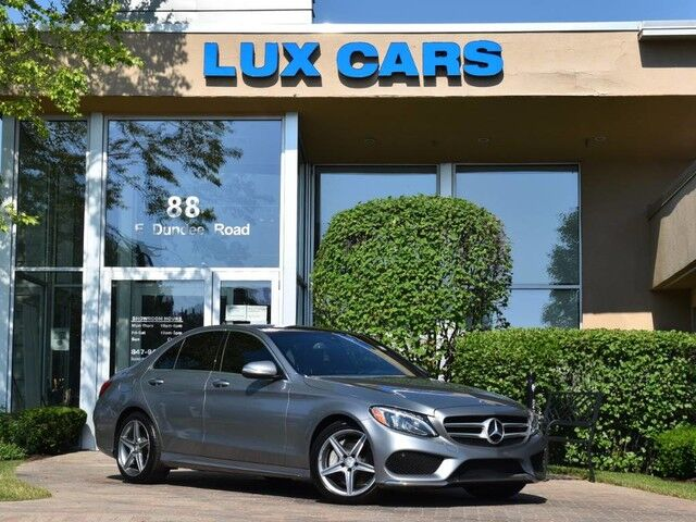 2015_Mercedes-Benz_C400_PANOROOF NAV 4MATIC MSRP $52,555_ Buffalo Grove IL
