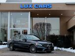 2015 Mercedes-Benz C400 PANOROOF NAV 4MATIC MSRP $58,135