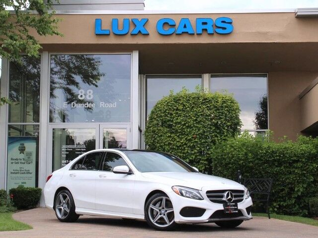 2015_Mercedes-Benz_C400_SPORT PANOROOF NAV 4MATIC MSRP $56,915_ Buffalo Grove IL