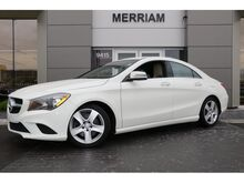 2015_Mercedes-Benz_CLA_250 4MATIC® COUPE_ Kansas City KS