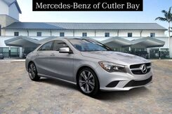 2015_Mercedes-Benz_CLA_250 COUPE_ Miami FL