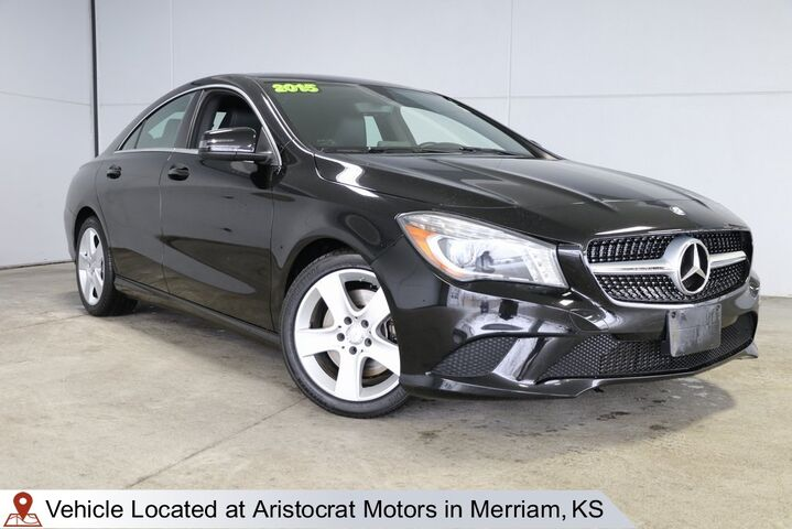 2015 Mercedes-Benz CLA CLA 250 Kansas City KS