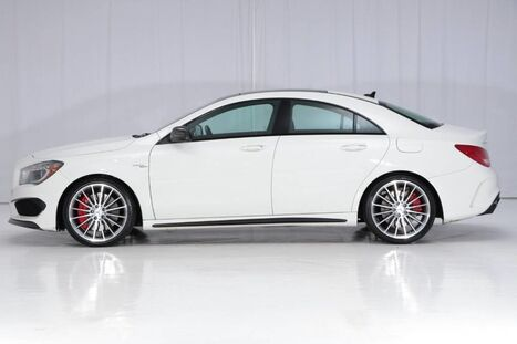 2015_Mercedes-Benz_CLA-Class 4MATIC AWD_CLA 45 AMG_ West Chester PA