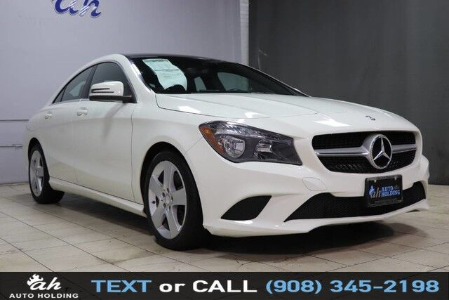 2015 Mercedes Benz CLA Class CLA 250 4MATIC Hillside NJ ...