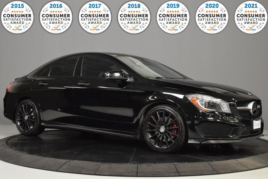 2015_Mercedes-Benz_CLA-Class_CLA 250_ Glendale Heights IL