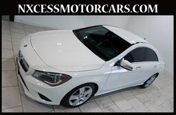 Mercedes-Benz CLA-Class CLA 250 PREMIUM PKG NAVIGATION 1-OWNER LOW MILES. 2015