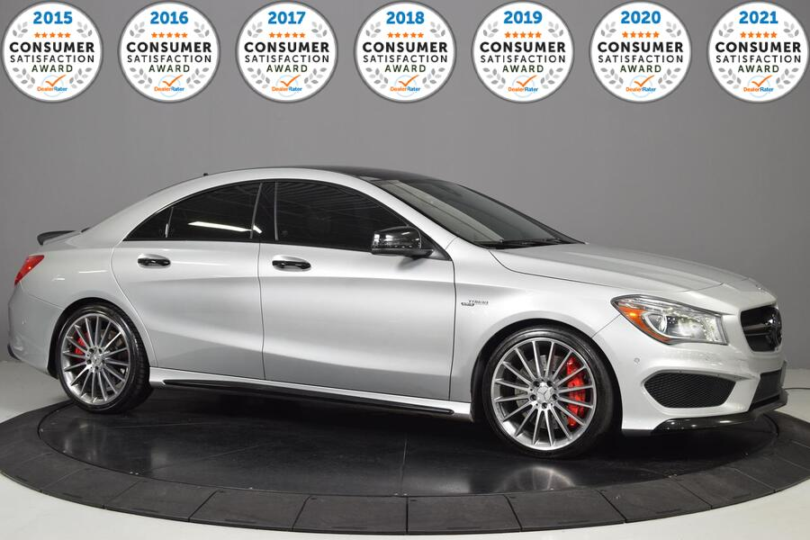2015_Mercedes-Benz_CLA-Class_CLA 45 AMG_ Glendale Heights IL