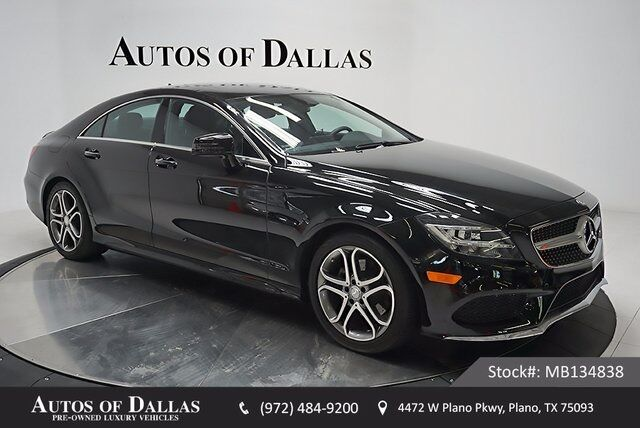 Used Porsche San Antonio >> 2015 Mercedes-Benz CLS 400 LANE TRCK,NAV,CAM,SUNROOF,CLMT STS,FULL LED Plano TX 17635112
