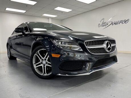 2015 Mercedes-Benz CLS CLS 400 Dallas TX