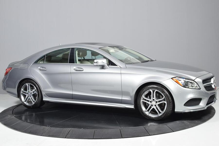2015_Mercedes-Benz_CLS-Class_CLS 400 4-matic_ Glendale Heights IL