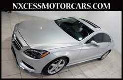 2015_Mercedes-Benz_CLS-Class_CLS 400 PREMIUM PKG BSM VENTILATED SEATS 1-OWNER._ Houston TX