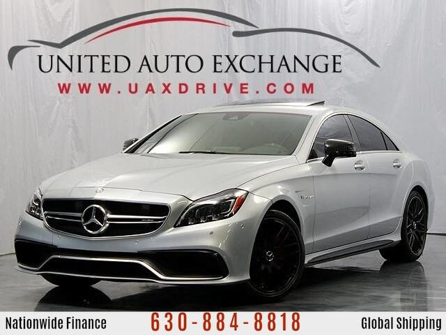 2015 Mercedes Benz CLS Class CLS 63 AMG S Model 4Matic AWD Addison IL  26586769