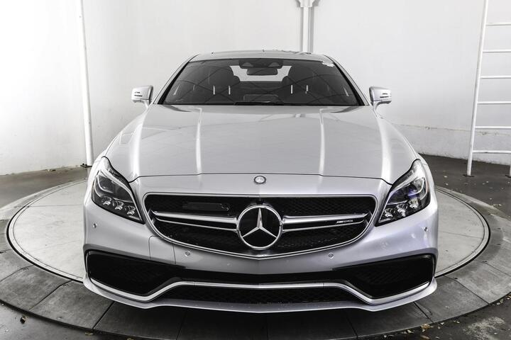 2015 Mercedes-Benz CLS-Class CLS400 4MATIC Dallas TX