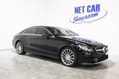 2015_Mercedes-Benz_CLS-Class_CLS400_ Houston TX