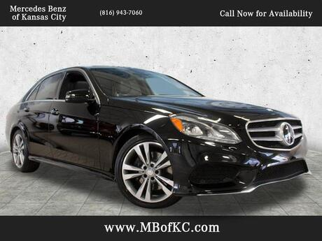 2015 Mercedes-Benz E 350 Sedan Kansas City KS