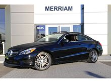 2015_Mercedes-Benz_E_400 4MATIC® Coupe_ Kansas City KS