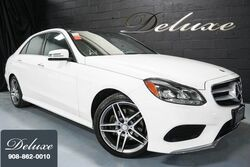 Mercedes-Benz E 400 4MATIC Sport, Lane Tracking Package, Navigation System, Rear-View Camera, Harman Kardon Premium Sound, Ventilated Leather Seats, Panorama Sunroof, 18-Inch AMG Alloy Wheels, 2015