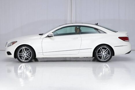 Mercedes-Benz E-Class Coupe 4MATIC AWD E 400 2015