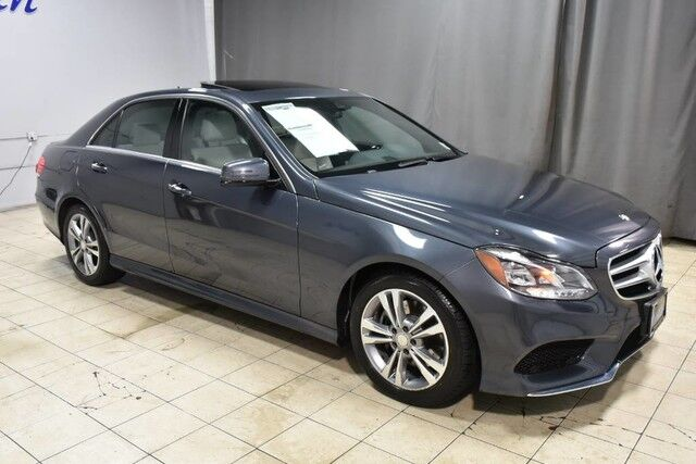 2015 Mercedes Benz E Class E 250 BlueTEC Hillside NJ ...