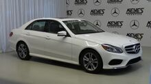 2015_Mercedes-Benz_E-Class_E 250 BlueTEC Luxury_ Van Nuys CA