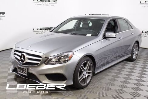2015_Mercedes-Benz_E-Class_E 350 4MATIC®_ Chicago IL