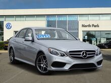 2015 Mercedes-Benz E-Class E 350 Luxury San Antonio TX