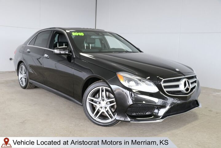 2015 Mercedes-Benz E-Class E 350 Kansas City KS