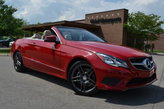 Vehicle details 2015 mercedes benz e class at for Mercedes benz cool springs