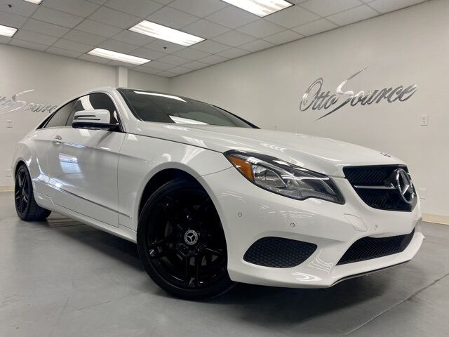 2015 Mercedes-Benz E-Class E 400 Dallas TX