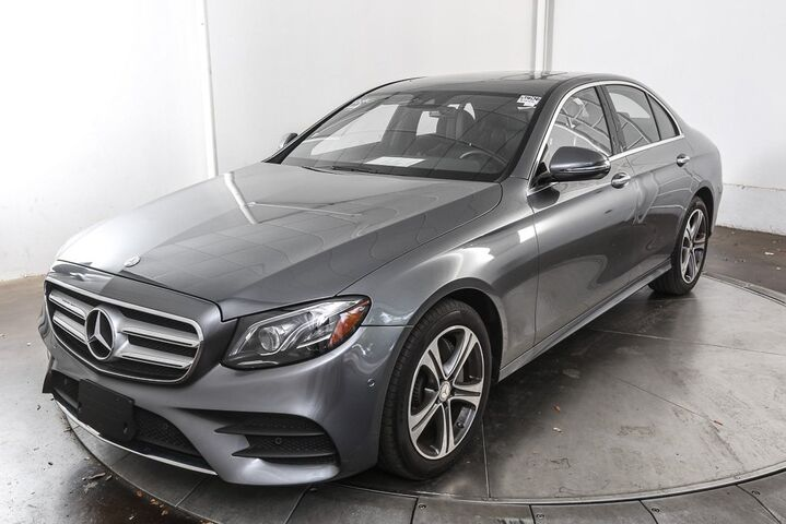 2015 Mercedes-Benz E-Class E350 Sport Sedan Dallas TX