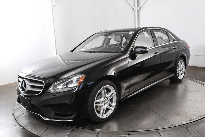 2015 Mercedes-Benz E-Class E400 Sport 4MATIC Sedan Dallas TX