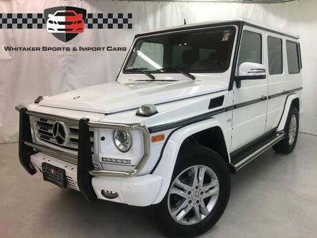 2015 Mercedes-Benz G-Class G 550 Adaptive Cruise Maplewood MN