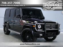 2015_Mercedes-Benz_G550_24 Forgiato's w/ Floating Center Caps Roof Black Wood_ Hickory Hills IL