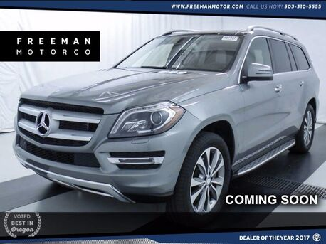 2015_Mercedes-Benz_GL 350_4MATIC BlueTEC Pano Blind Spot Asst_ Portland OR