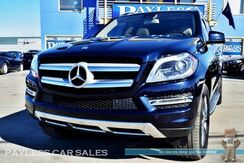 2015_Mercedes-Benz_GL 450_4Matic AWD / Bi-Turbo V6 / Front & Rear Heated Leather Seats / Navigation / Dual Sunroof / Harman Kardon Speakers / Bluetooth / Back Up Camera / Blind Spot Assist / Power 3rd Row / Seats 7 / Air Ride Suspension / Tow Pkg_ Anchorage AK