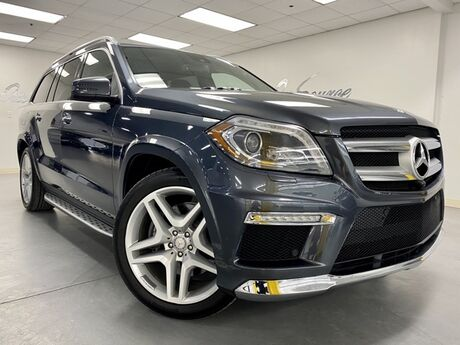 2015 Mercedes-Benz GL-Class GL 550 Dallas TX