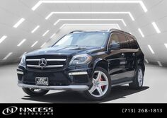 Mercedes-Benz GL-Class GL 63 AMG PREMIUM PKG PANO-ROOF 1-OWNER. 2015