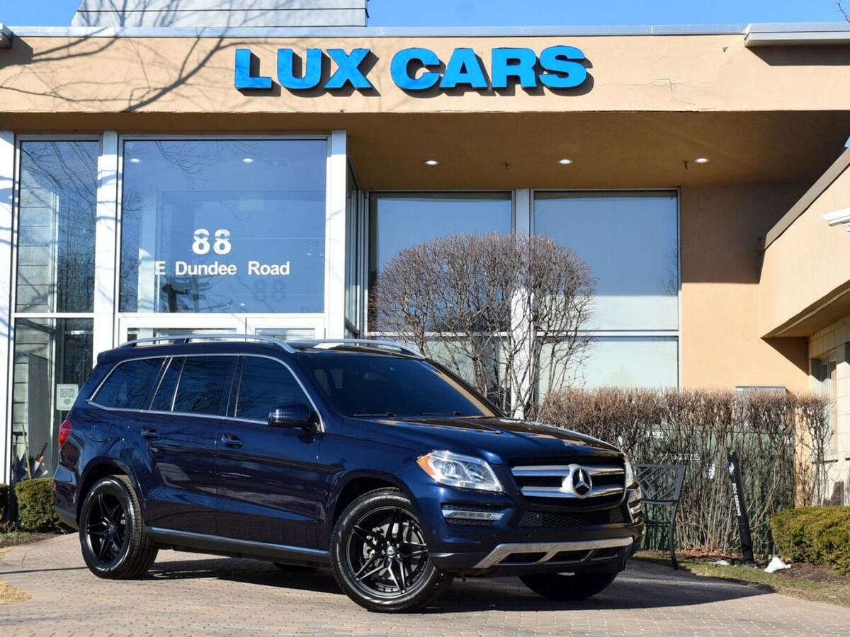 2015_Mercedes-Benz_GL350_BlueTEC Diesel Panoroof Nav Rear DVD 4MATIC MSRP $77,375_ Buffalo Grove IL