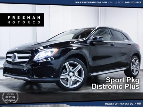 2015_Mercedes-Benz_GLA 250_4MATIC Distronic Plus Pano Sport Pkg_ Portland OR