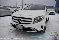 2015_Mercedes-Benz_GLA 250_4Matic AWD / Power & Heated Leather Seats / Navigation / Panoramic Sunroof / Harman Kardon Speakers / Blind Spot Alert / Bluetooth / Back Up Camera / Power Liftgate / Only 9K Miles / 1-Owner_ Anchorage AK
