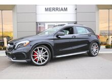2015_Mercedes-Benz_GLA_AMG® 45 SUV_ Kansas City KS