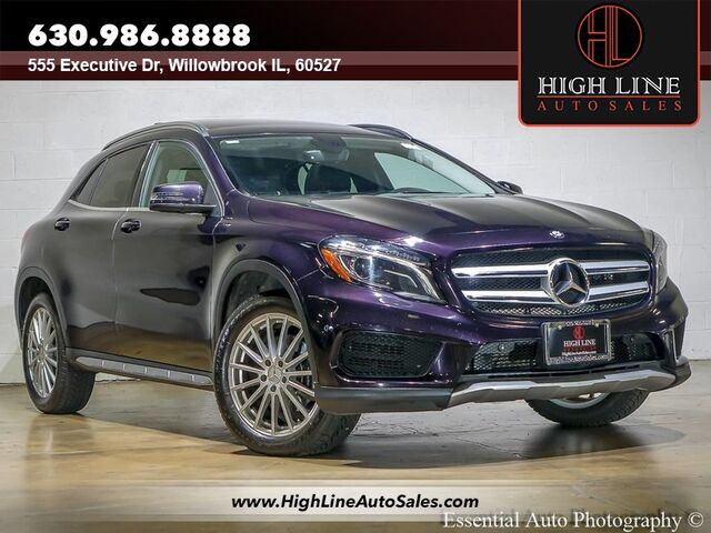 2015 Mercedes-Benz GLA-Class GLA 250 Willowbrook IL