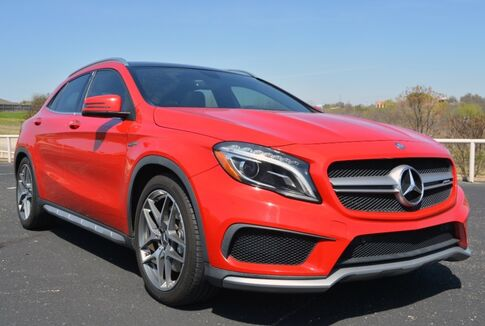 2015_Mercedes-Benz_GLA-Class_GLA 45 AMG 4MATIC_ Fort Worth TX