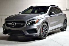 2015_Mercedes-Benz_GLA-Class_GLA 45 AMG_ Englewood CO