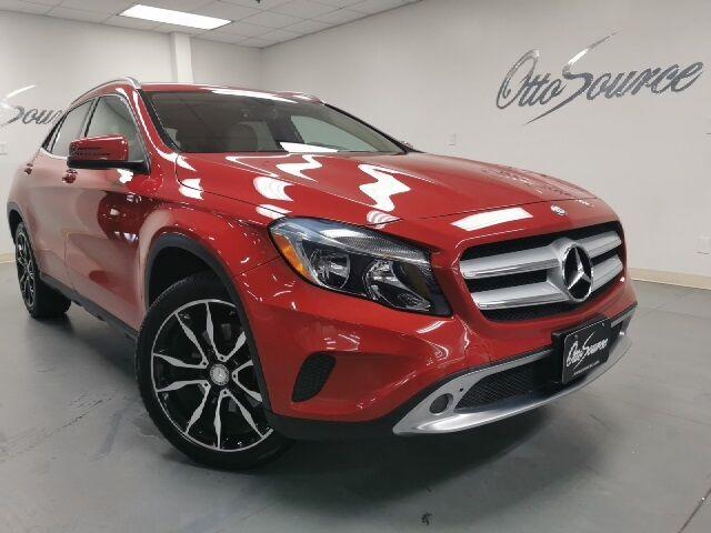 2015 Mercedes-Benz GLA GLA 250 Dallas TX