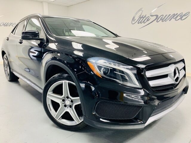 2015 Mercedes-Benz GLA GLA 250 Dallas TX