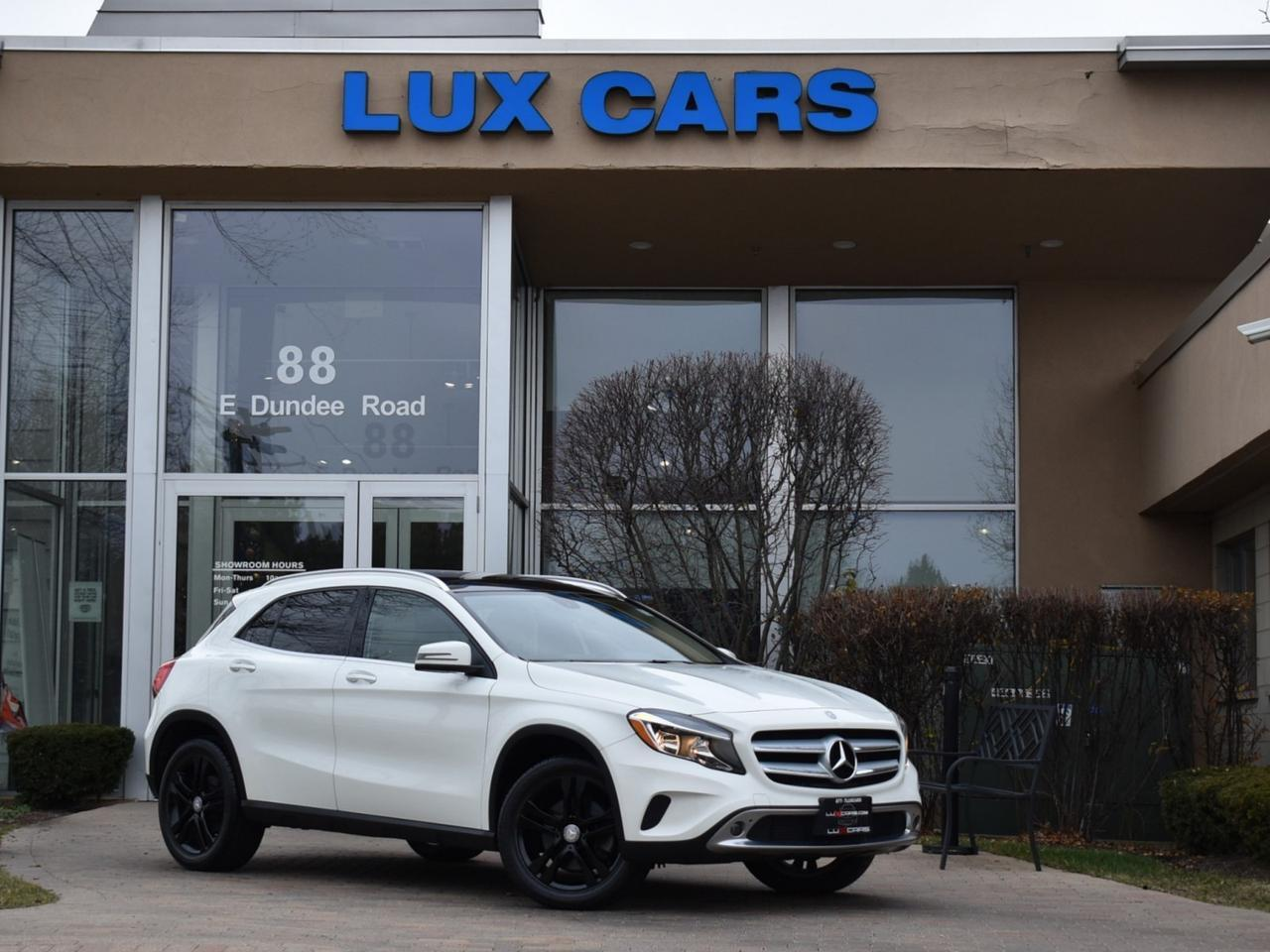 2015 Mercedes-Benz GLA250 Panoroof 4MATIC MSRP $38,260 Buffalo Grove IL
