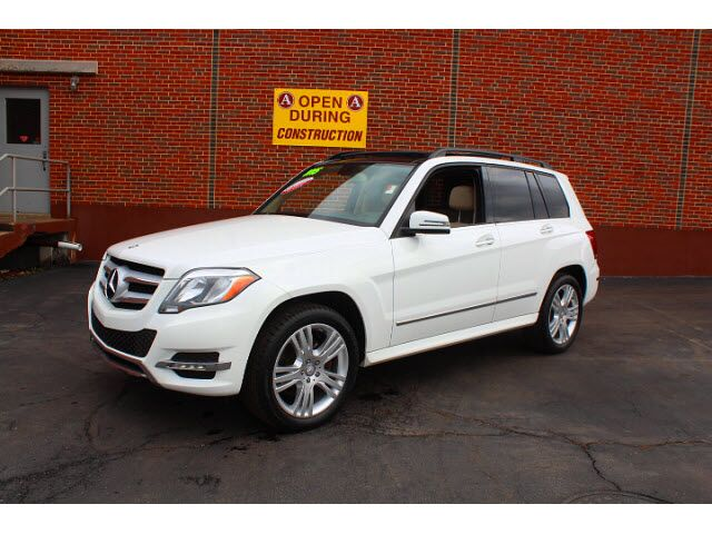 2015 mercedes benz glk 350 4matic suv merriam ks 22843768 for Mercedes benz of kansas city aristocrat