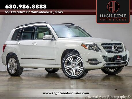 2015_Mercedes-Benz_GLK-Class_GLK 250 BlueTEC_ Willowbrook IL