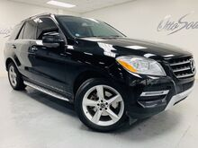 2015_Mercedes-Benz_M-Class_ML 250_ Dallas TX